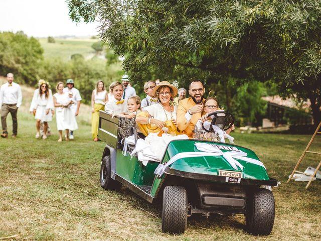 Le mariage de Guilhem et Mathilde à Toulouse, Haute-Garonne 15
