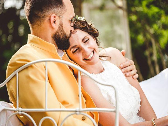 Le mariage de Mathilde et Guilhem