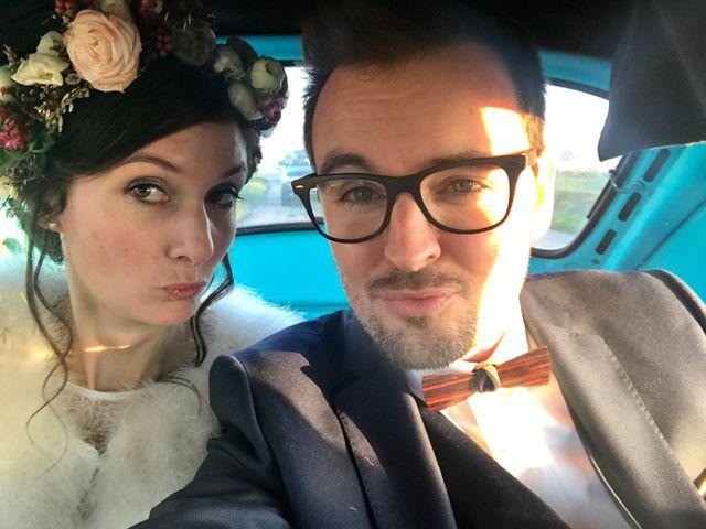 Le mariage de Baptiste et Caroline