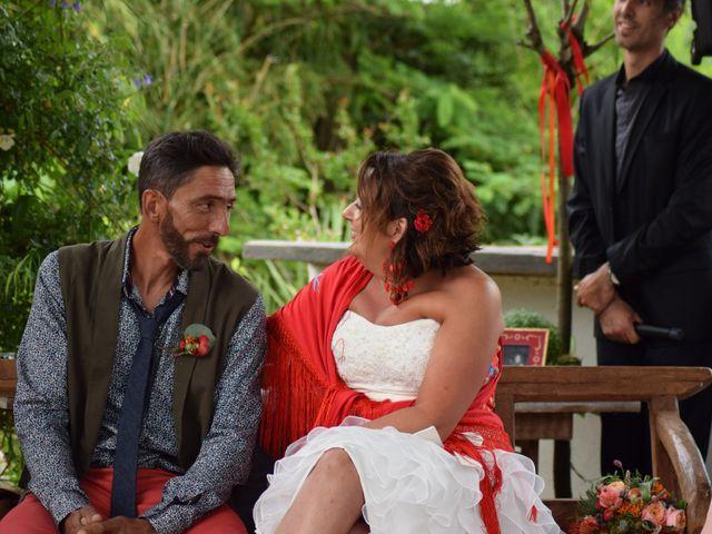 Le mariage de Nelly et Cyril