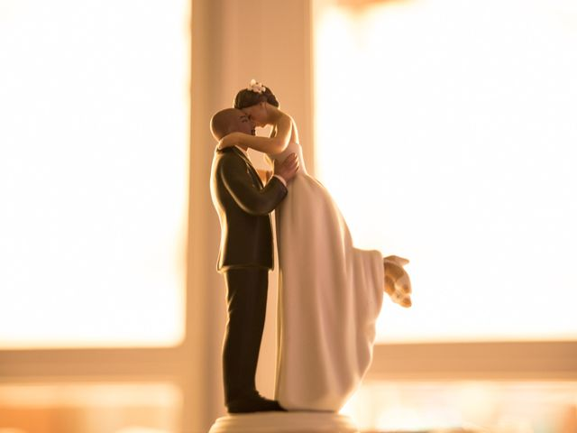 Le mariage de Yoann et Aurélie à Saint-Martin-la-Plaine, Loire 25