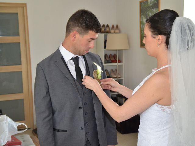 Le mariage de Maxime et Kathleen à Vienne-en-Val, Loiret 2