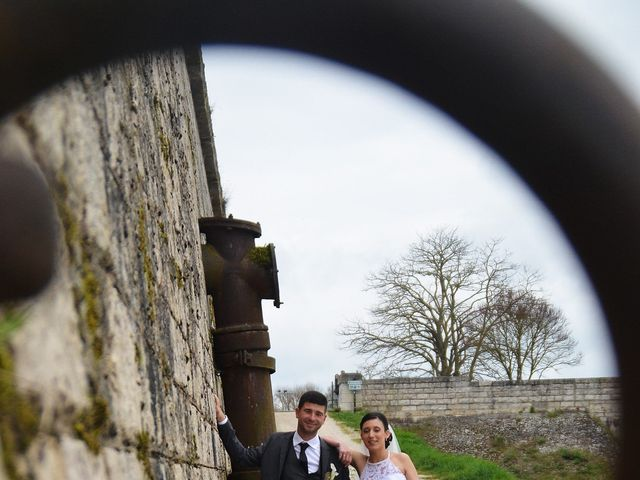 Le mariage de Maxime et Kathleen à Vienne-en-Val, Loiret 13