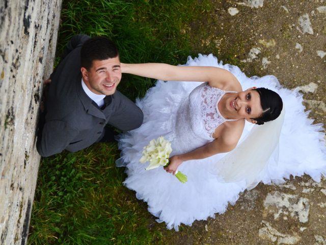 Le mariage de Maxime et Kathleen à Vienne-en-Val, Loiret 15