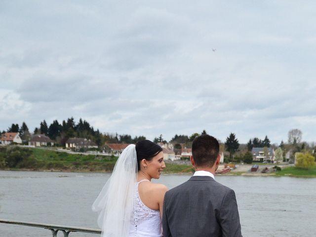 Le mariage de Maxime et Kathleen à Vienne-en-Val, Loiret 17