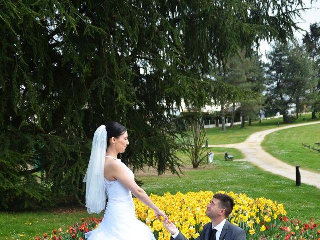 Le mariage de Maxime et Kathleen à Vienne-en-Val, Loiret 18