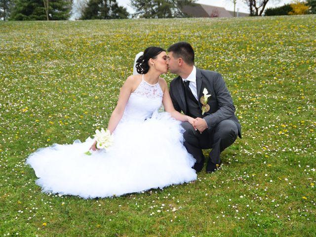 Le mariage de Maxime et Kathleen à Vienne-en-Val, Loiret 19