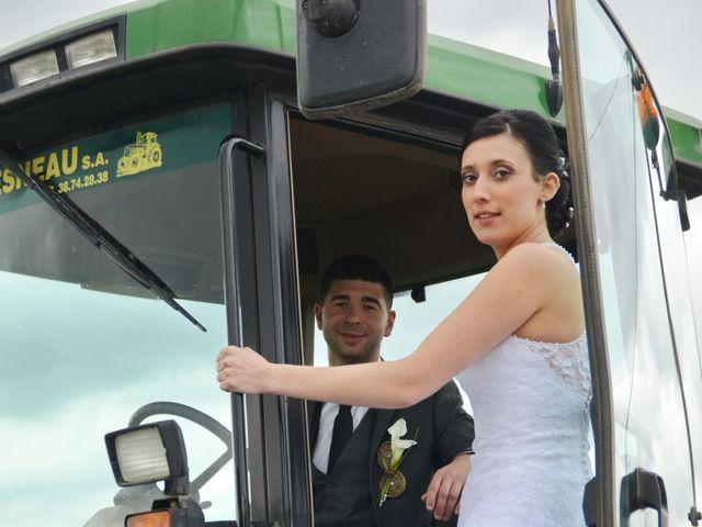 Le mariage de Maxime et Kathleen à Vienne-en-Val, Loiret 24