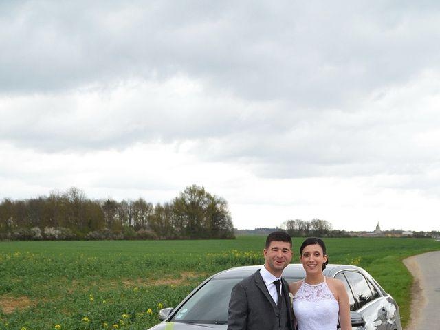 Le mariage de Maxime et Kathleen à Vienne-en-Val, Loiret 26