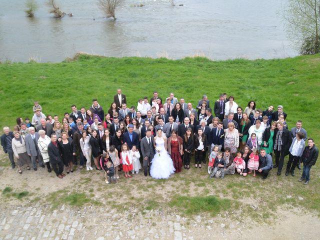 Le mariage de Maxime et Kathleen à Vienne-en-Val, Loiret 33