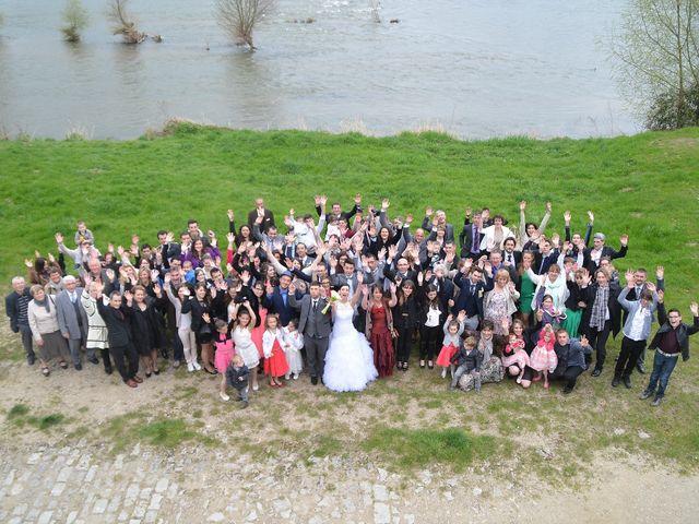 Le mariage de Maxime et Kathleen à Vienne-en-Val, Loiret 34