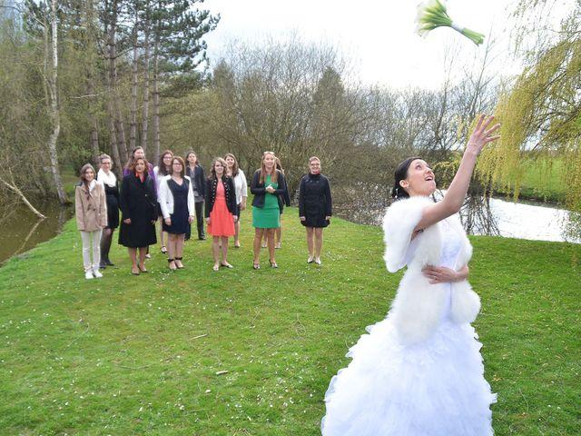 Le mariage de Maxime et Kathleen à Vienne-en-Val, Loiret 35
