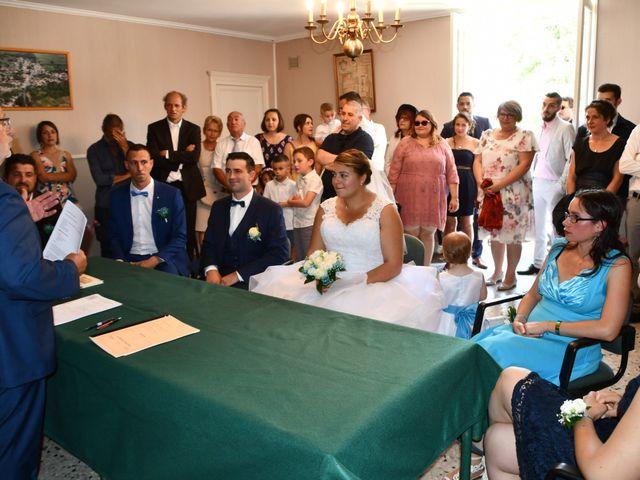 Le mariage de Emilien et Morgane à Cubzac-les-Ponts, Gironde 2