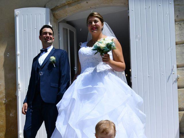Le mariage de Emilien et Morgane à Cubzac-les-Ponts, Gironde 6