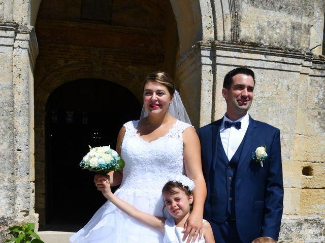 Le mariage de Emilien et Morgane à Cubzac-les-Ponts, Gironde 11