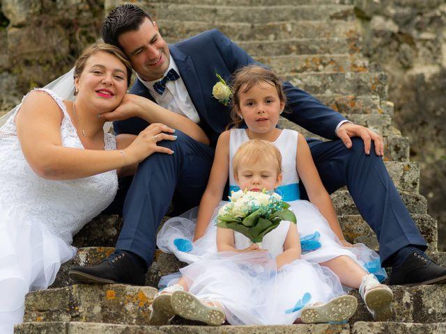Le mariage de Emilien et Morgane à Cubzac-les-Ponts, Gironde 23