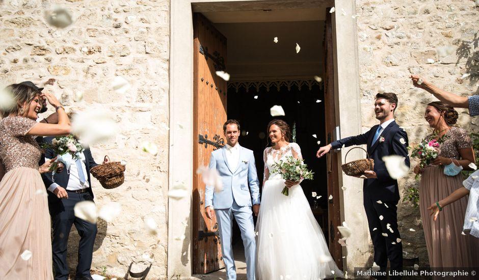 Le mariage de Clément et Kelly à Galluis, Yvelines