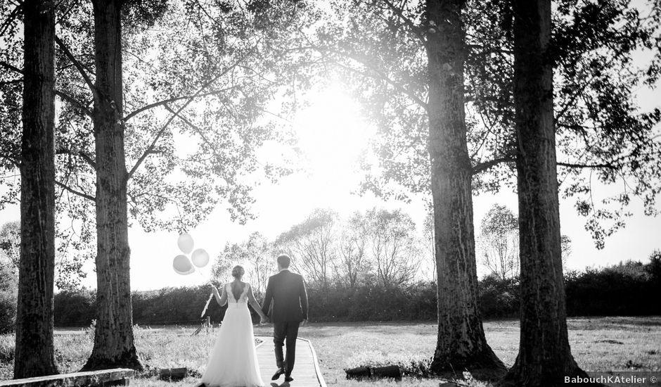Le mariage de Olivier et Audrey à Saint-Avold, Moselle