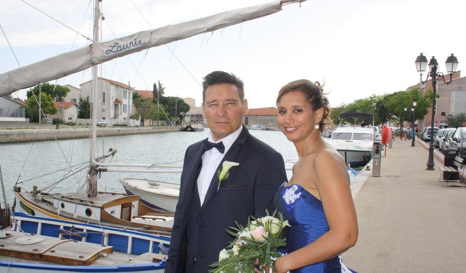 Le mariage de Thierry et Catherine à Frontignan, Hérault