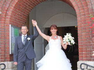 Le mariage de Nathalie et Frederic