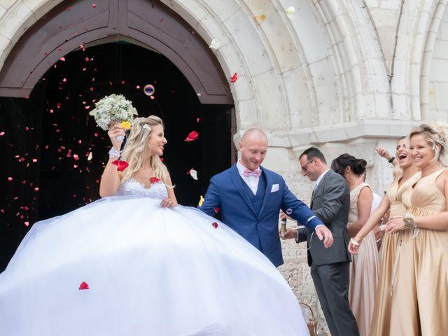 Le mariage de Yoan et Coraline à Romorantin-Lanthenay, Loir-et-Cher 18