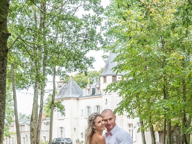 Le mariage de Yoan et Coraline à Romorantin-Lanthenay, Loir-et-Cher 25