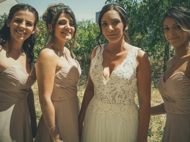 Le mariage de Benjamin et Amandine à Saint-Gilles, Gard 6