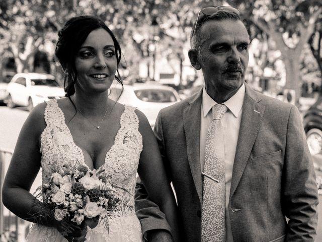 Le mariage de Benjamin et Amandine à Saint-Gilles, Gard 11