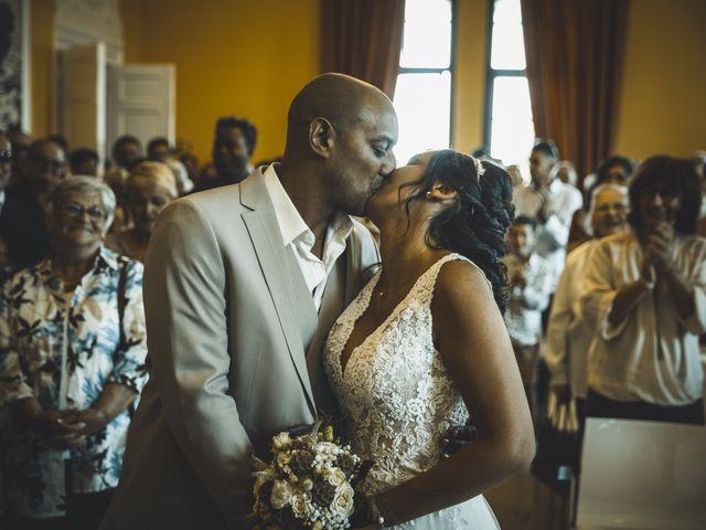Le mariage de Benjamin et Amandine à Saint-Gilles, Gard 21
