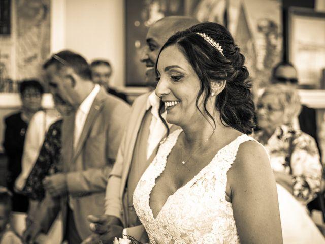 Le mariage de Benjamin et Amandine à Saint-Gilles, Gard 22
