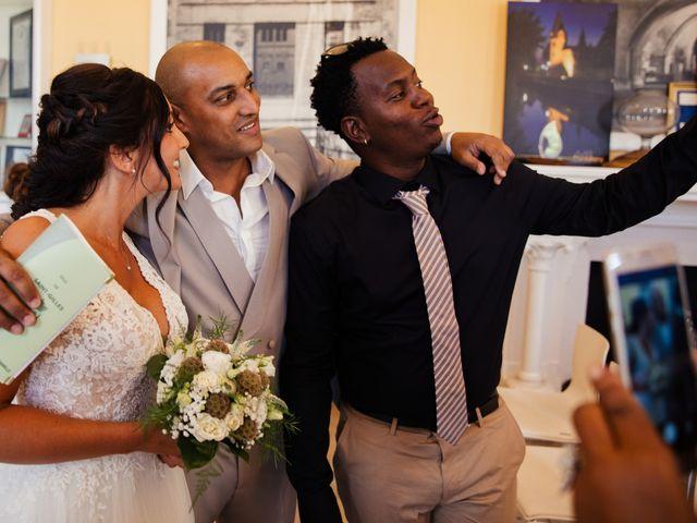Le mariage de Benjamin et Amandine à Saint-Gilles, Gard 33