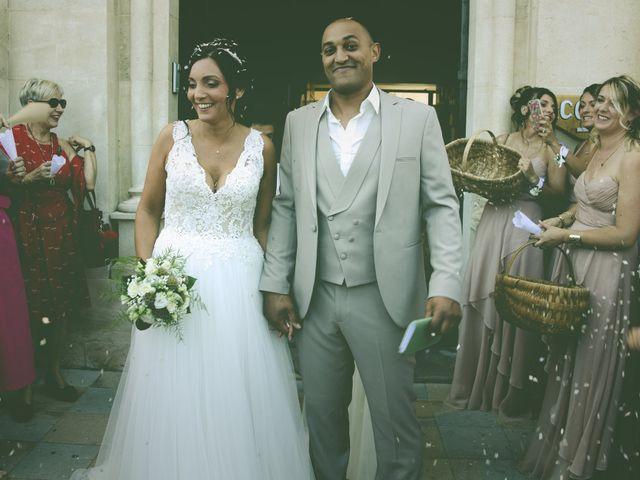 Le mariage de Benjamin et Amandine à Saint-Gilles, Gard 39