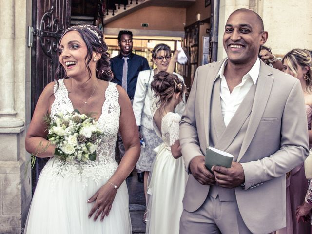 Le mariage de Benjamin et Amandine à Saint-Gilles, Gard 40