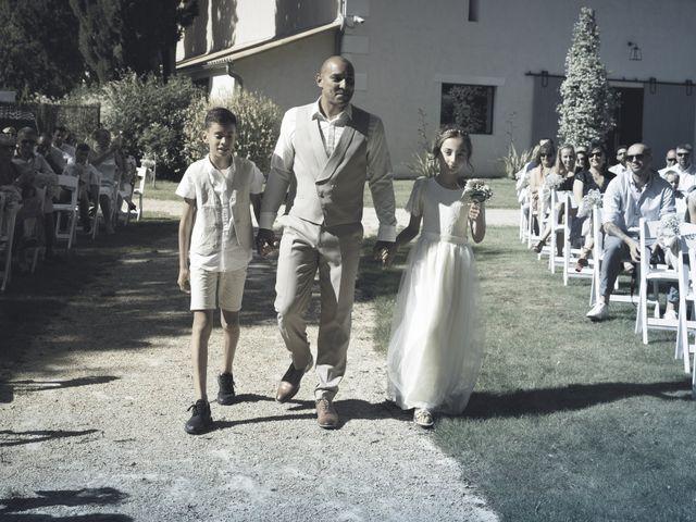 Le mariage de Benjamin et Amandine à Saint-Gilles, Gard 46