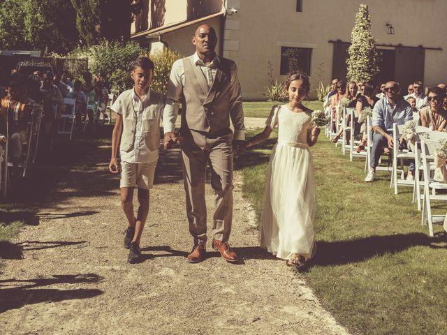 Le mariage de Benjamin et Amandine à Saint-Gilles, Gard 47