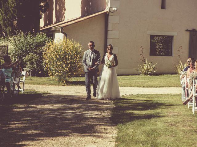 Le mariage de Benjamin et Amandine à Saint-Gilles, Gard 49
