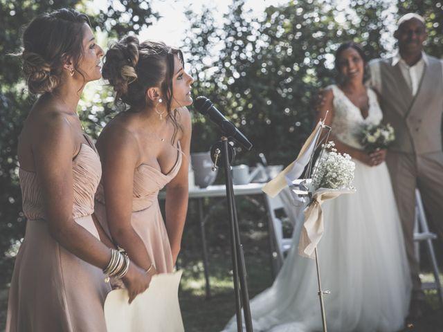 Le mariage de Benjamin et Amandine à Saint-Gilles, Gard 53