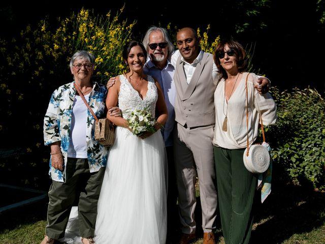 Le mariage de Benjamin et Amandine à Saint-Gilles, Gard 68