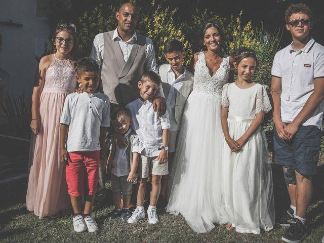 Le mariage de Benjamin et Amandine à Saint-Gilles, Gard 76
