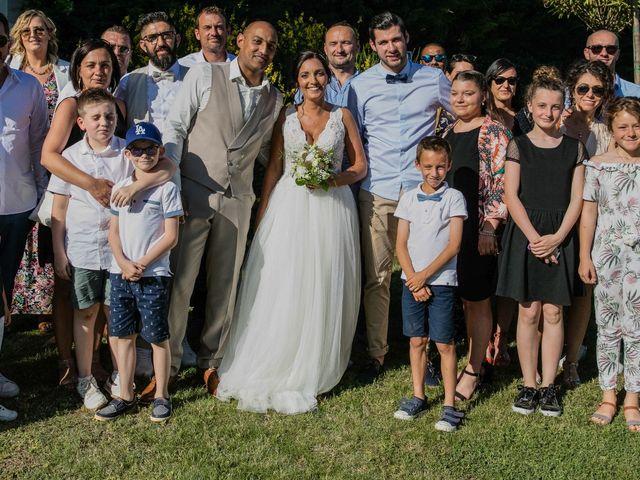Le mariage de Benjamin et Amandine à Saint-Gilles, Gard 78