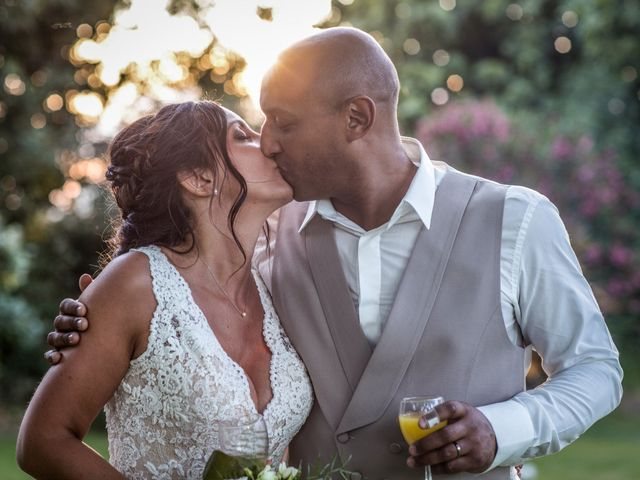 Le mariage de Amandine et Benjamin