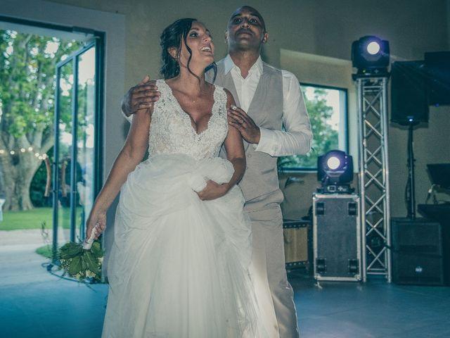 Le mariage de Benjamin et Amandine à Saint-Gilles, Gard 83