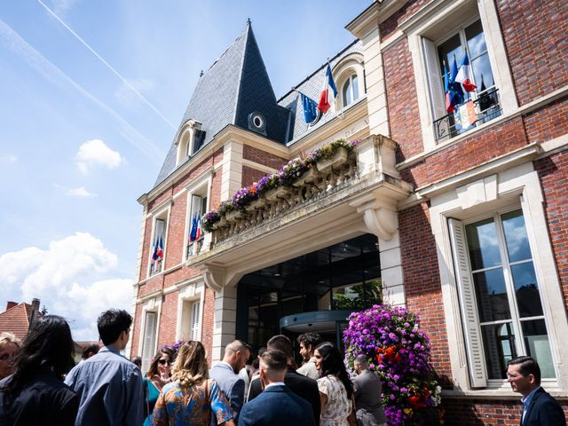 Le mariage de Louis et Blandine à Coulommiers, Seine-et-Marne 12