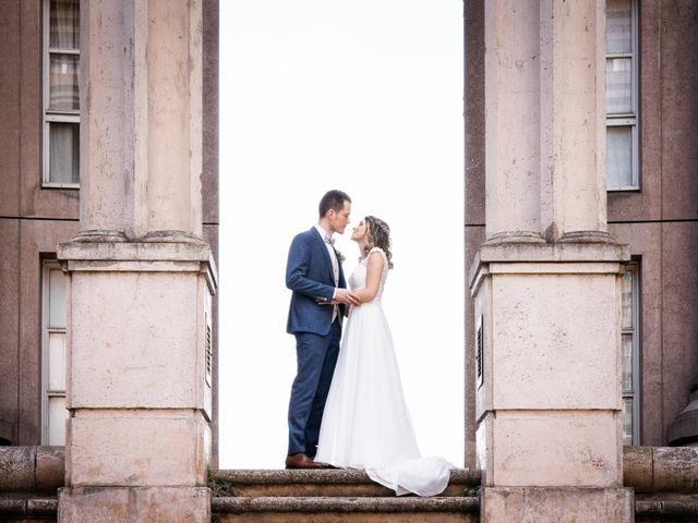 Le mariage de Blandine et Louis