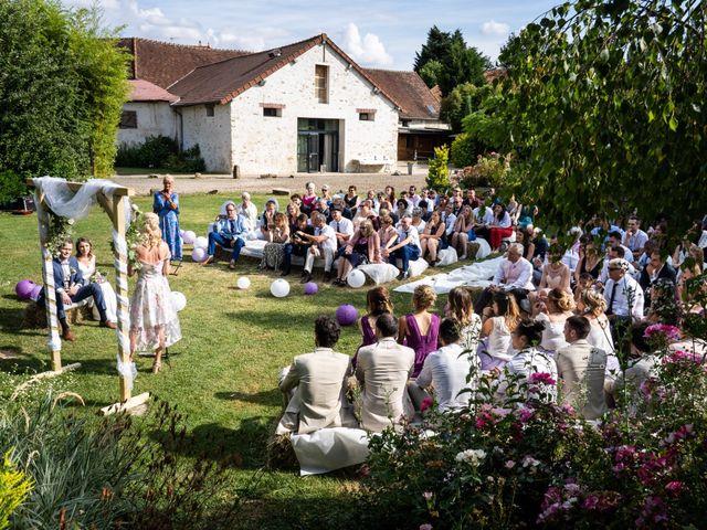 Le mariage de Louis et Blandine à Coulommiers, Seine-et-Marne 44