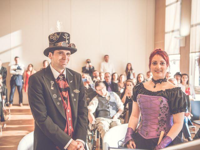 Le mariage de Denis et Chloé à Bron, Rhône 9