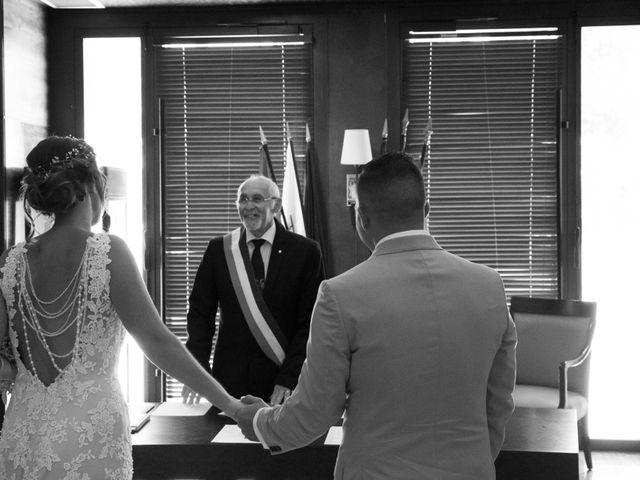 Le mariage de Franck et Wendy à Roquebrune-sur Argens, Var 22