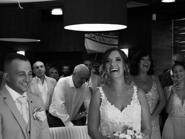 Le mariage de Wendy et Franck
