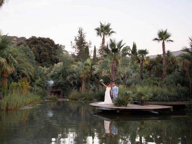 Le mariage de Franck et Wendy à Roquebrune-sur Argens, Var 56