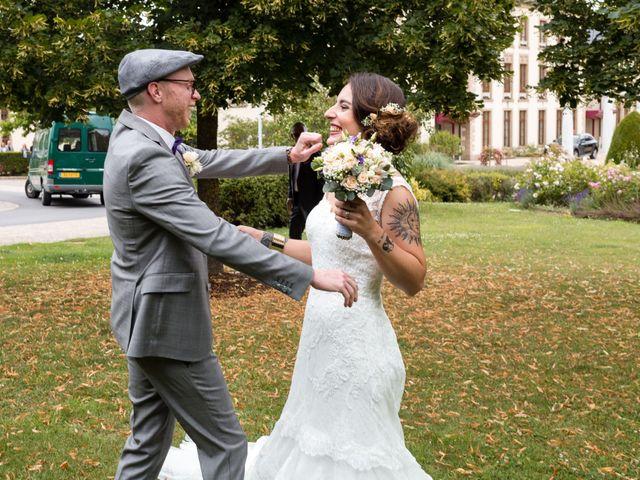 Le mariage de Pit et Charlotte à Arlon, Luxembourg 19